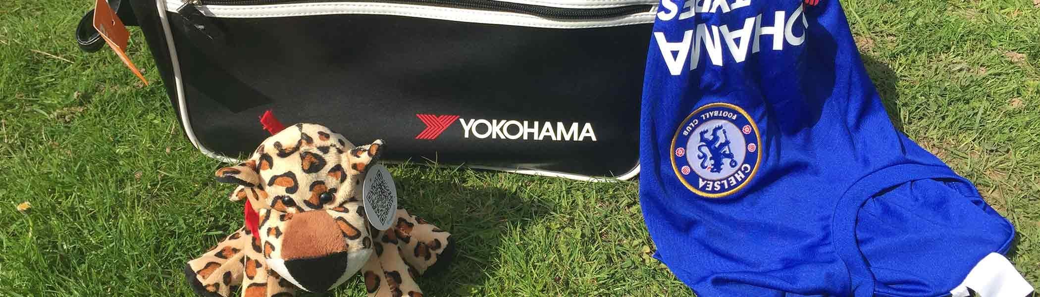 Neue Yokohama Produkte